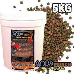 Aquamunch Goldfish Gold 5kg