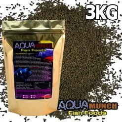 Aquamunch African Attack Small 3kg