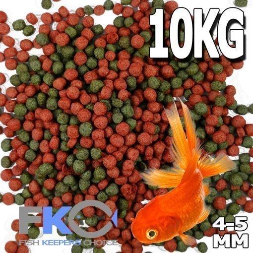 Goldfish Pellet 4-5mm 10kg