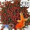 Goldfish Pellet 4-5mm 5kg