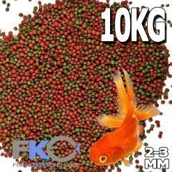 Goldfish Pellets Medium 2-3mm 10kg