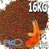 Goldfish Pellet Medium Floating 2-3mm 16kg