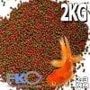 2kg Medium Goldfish Peller -3mm