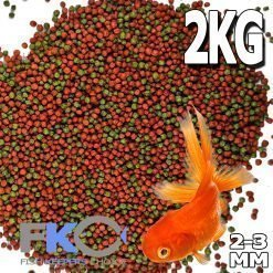 2kg Medium Goldfish Peller -3mm