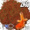 Goldfish Pellets Small 1-2mm 2kg