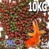 Goldfish Pellet 10kg Floating 5-6mm