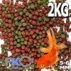 Goldfish Pellet 5-6mm 2kg